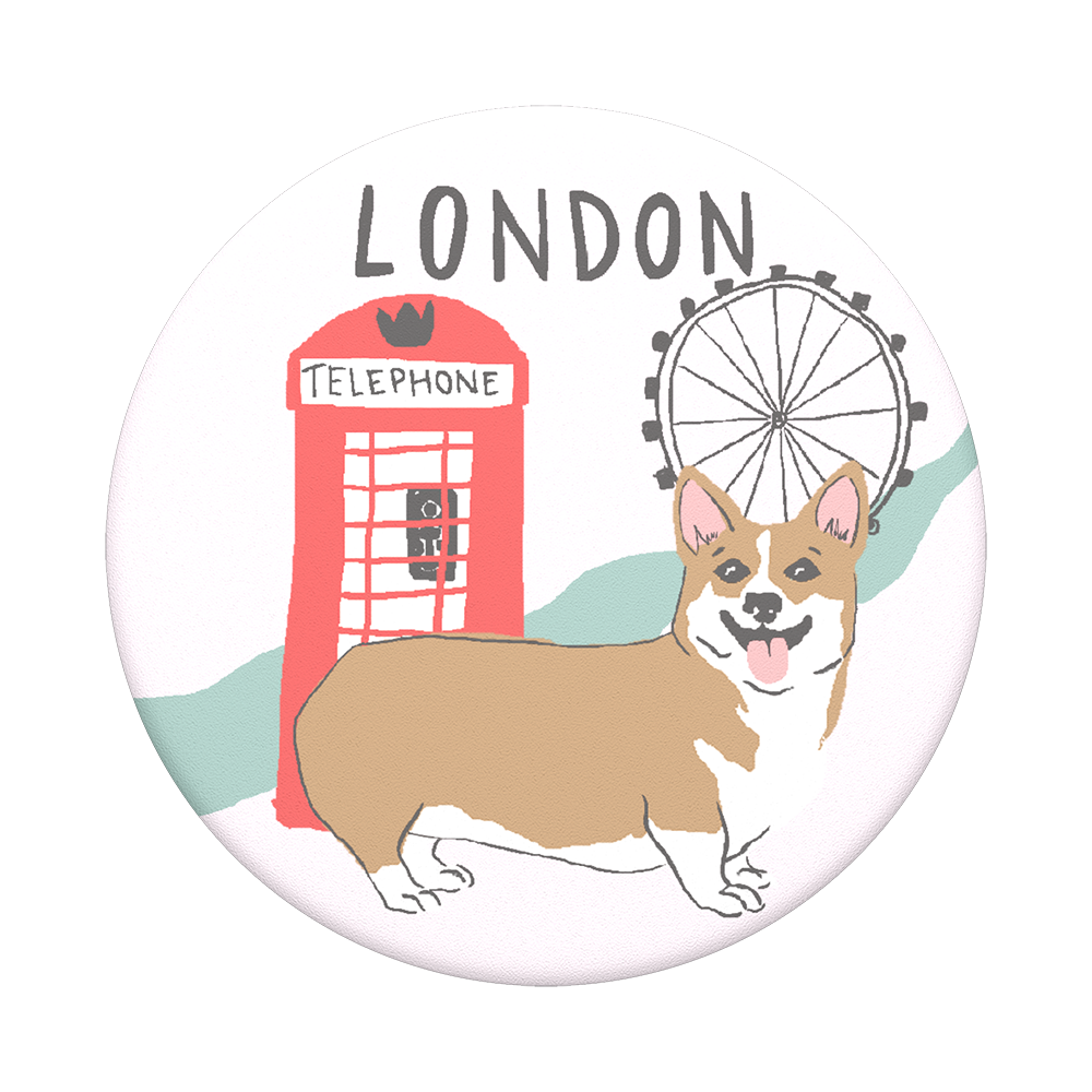 PopGrip London, PopSockets
