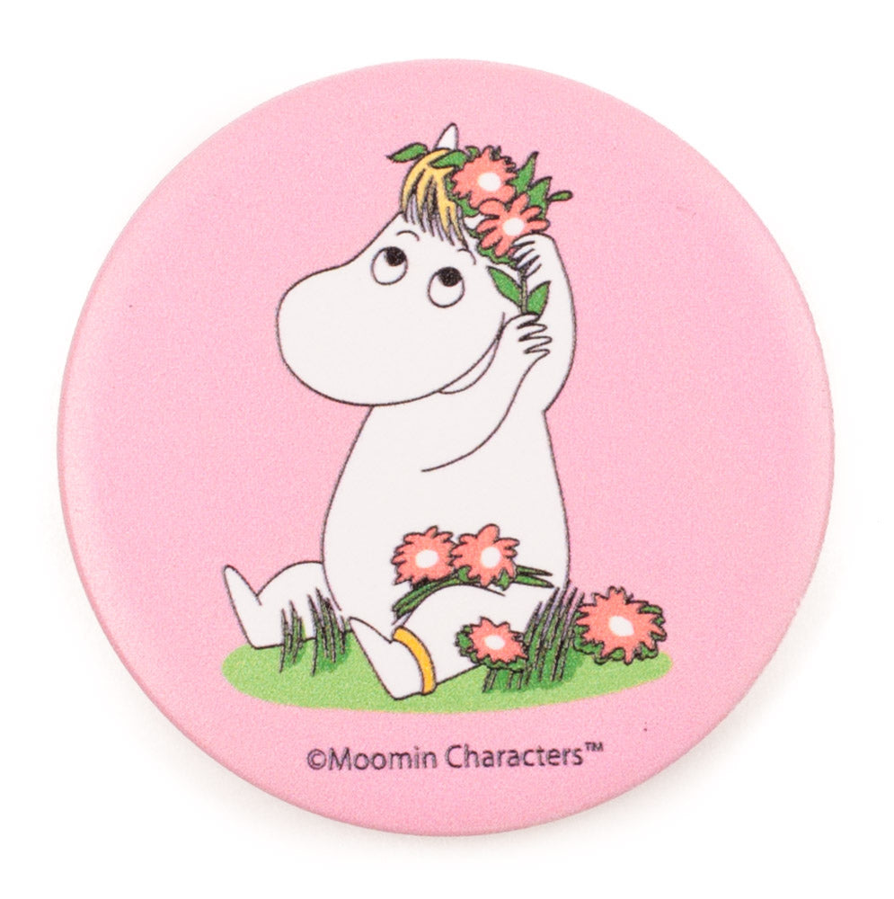 Moomin with Flowers