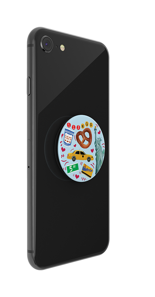 POPGRIP NEW YORK, PopSockets