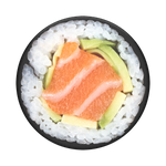 PopGrip Salmon Roll, PopSockets