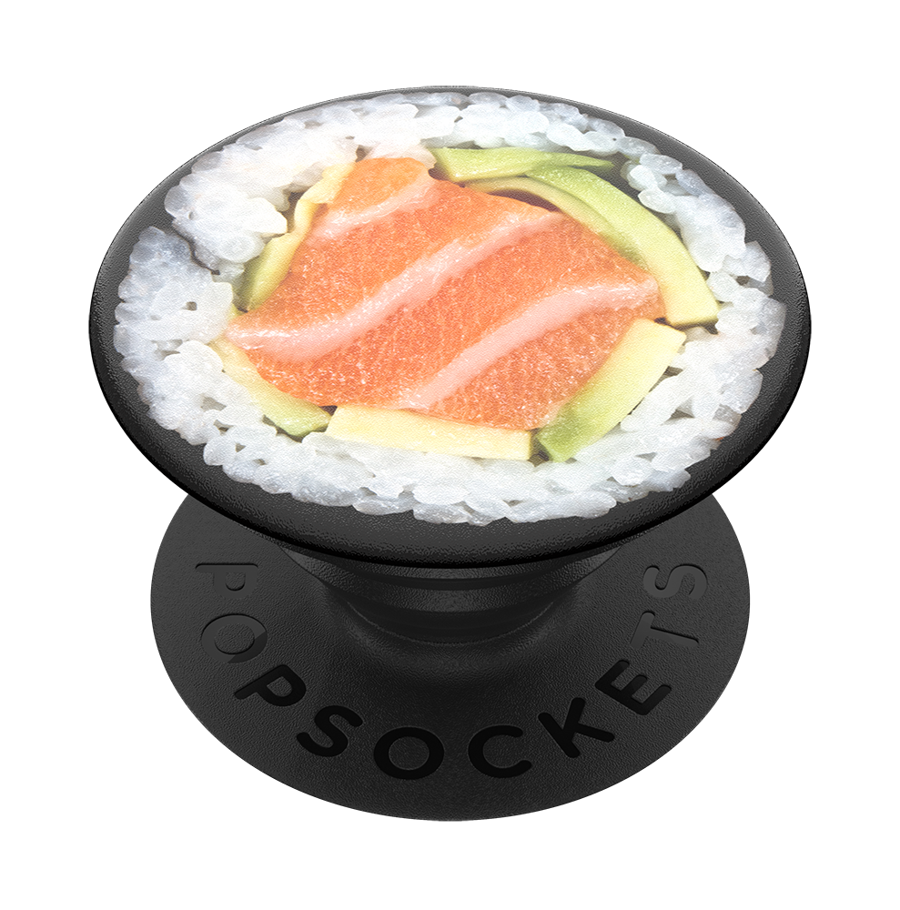 PopGrip Salmon Roll