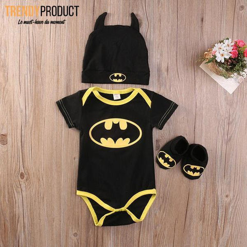 Ensemble Batman Bébé
