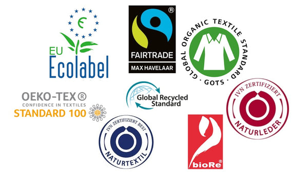 Make Friday Green Again - Les labels et certifications