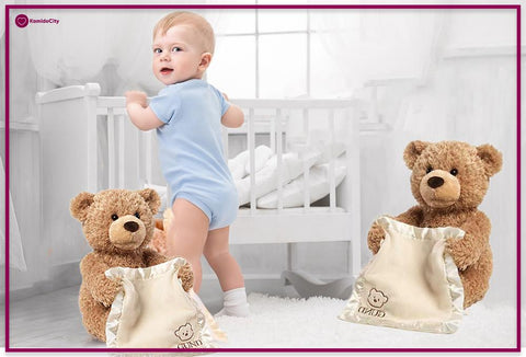 PEEKY l'Ours Interactif
