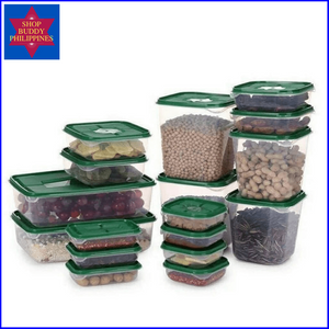17 Pcs Food Storage