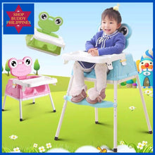 Load image into Gallery viewer, 4 in 1 Frog  High Chair