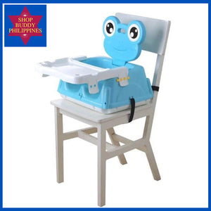 4 in 1 Frog  High Chair