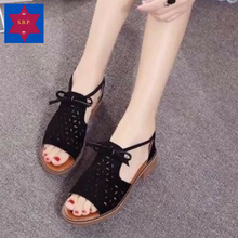 Load image into Gallery viewer, Korean Style Sandals