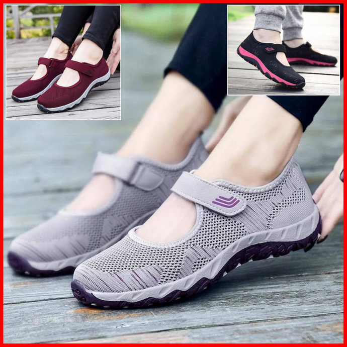 Xandria Cool Breathable Shoes