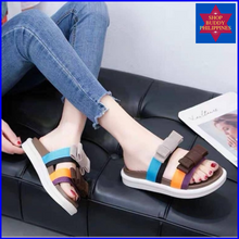 Load image into Gallery viewer, Rainbow Fashion Sandals