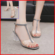 Load image into Gallery viewer, Candice Block Heel Sandals