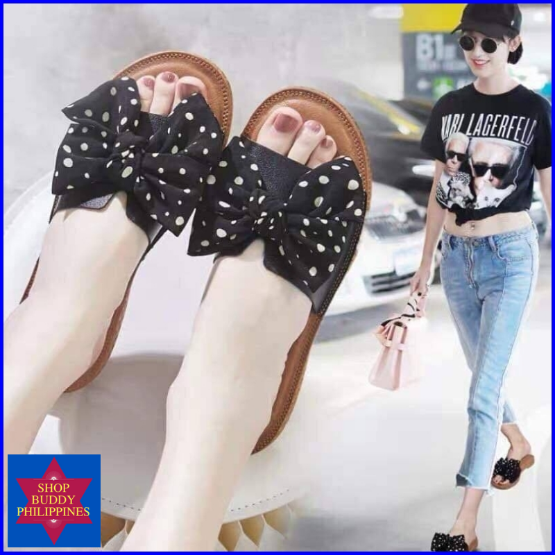 Loraine Fashion Slippers