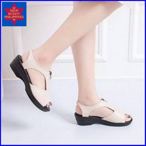 Iva Leather Sandals