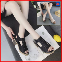 Load image into Gallery viewer, Sylvia Fashion Sandals