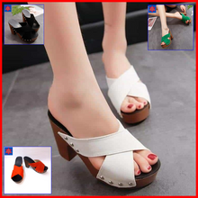 Load image into Gallery viewer, Camila heels Sandals