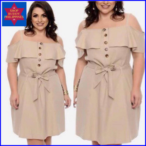 Jean Dress Plus Size