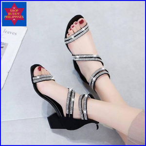 Joydy Block Heel Sandals