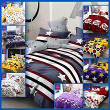 Load image into Gallery viewer, 4 in 1 US Bedsheet