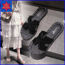 Load image into Gallery viewer, Cloey Glitters Sandals