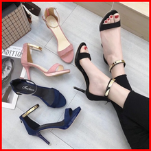 Load image into Gallery viewer, Samantha Pointed Heel Shoes