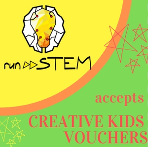 Apply for NSW creative kids vouchers and save 100$ on your next holidays camp, coding class, robotics class.