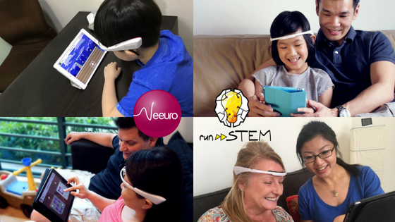 RUNSTEM and Neeuro Partner to help children, adults and seniors fight mental disabilities and train mental strength and flexibility