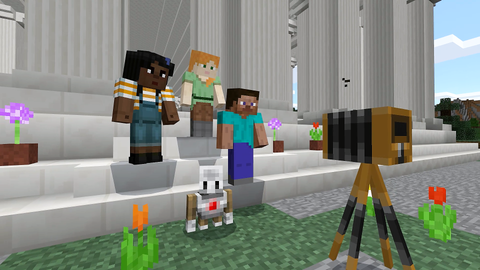 RUNSTEM uses Minecraft to teach children coding and STEM