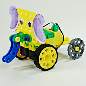 Build your own robot and learn other important skills for school