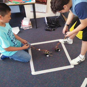Weekend Robotics Class - Robot Makers - Level 2 - Age Y4 - Y7 – Concord West