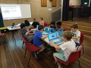 Coding camp to learn coding games and animations