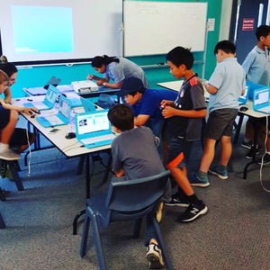 19 or 26 September - Two Hours Smart Gadgets Coding Workshop - Age Y4-Y7 - Chatswood