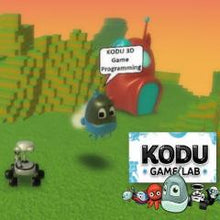 16 and/or 22 January - Kodu 3D Games Coding Camp for Children - Age Y2-Y6 - Chatswood - School Holidays