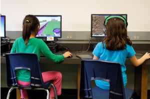 11 or 12 October - Minecraft Programming Coding Camp for Children (Level 1) - Age Y2-Y7 - Chatswood - School Holidays