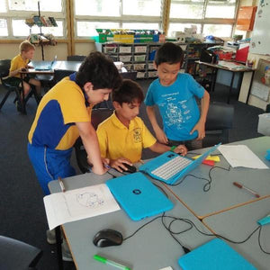 Coding Class - App Developers - Age Y4 - Y8
