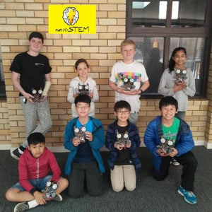 Weekend Robotics Class - Robot Makers - Level 1 - Age Y3 - Y7 – Chatswood