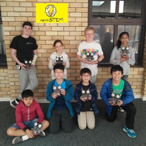Weekend Robotics Class - Robot Makers - Level 2 - Age Y3 - Y8 – Chatswood