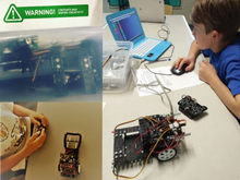 Robotics Class - Robot Makers - Level 1 - Age Y3-Y7