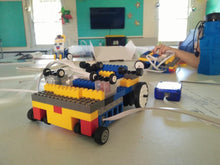 Robotics camp project built by one of our students
