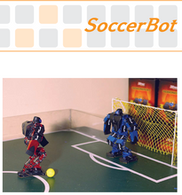 23 January - Soccer Robot Makers Camp - Age Y4-Y8 - Chatswood - School Holidays
