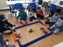 Soccer robotics competitions are a great way to have fun at school holidays