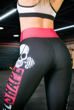 Feelshape Deadlift Pink Naisten Legginsit