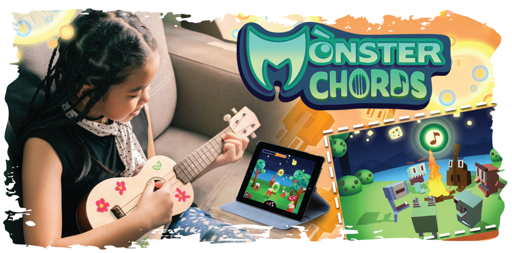 Monster Chords Fun With Music Chord Hero