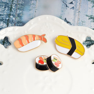 Sushi Badge Collection