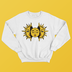 Splitting Sun - Sweatshirt