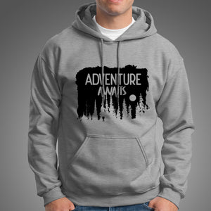 Adventure Awaits - Hoodie