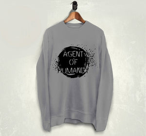 Agent Of Humanity - Sweatshirt