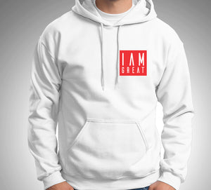 I AM GREAT - Hoodie