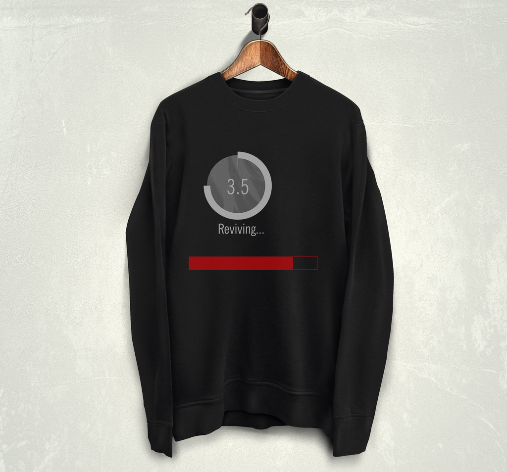 PUBG -Revive-Sweatshirt