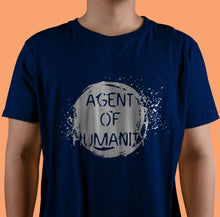 Agent Of Humanity - Tshirt