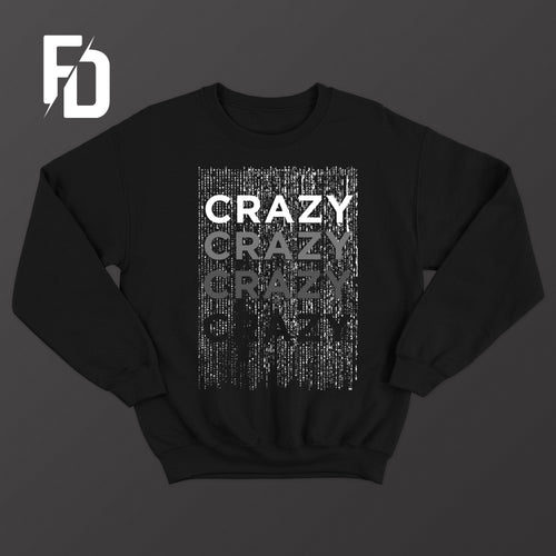 Crazy Matrix - Sweatshirt